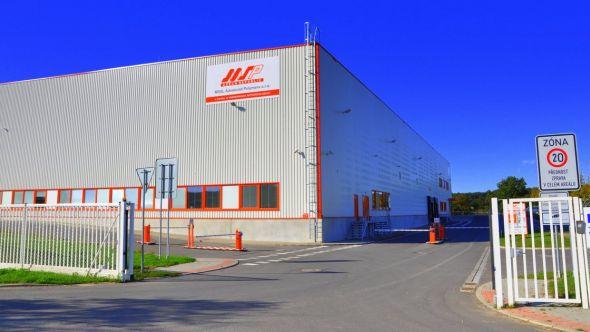 MSSL - nová výrobní hala