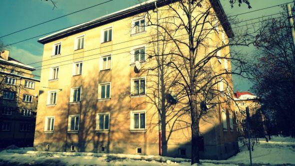 Fotografie domu po rekonstrukci
